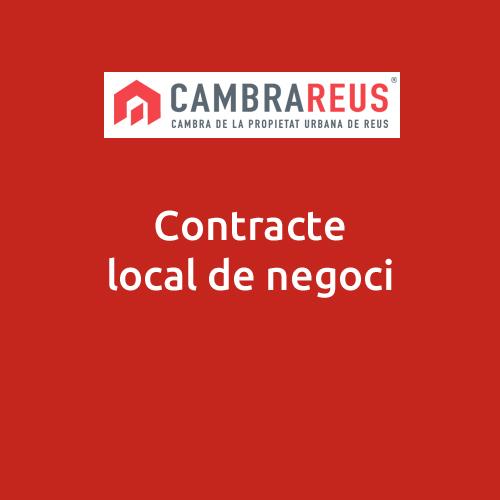 Contracte local de negoci